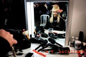 AF Vandevorst backstage impressions
